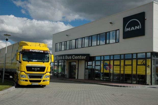 Otwarto kolejne MAN Truck & Bus Center