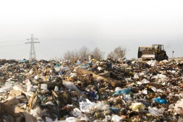 Kręty strumień śmieci