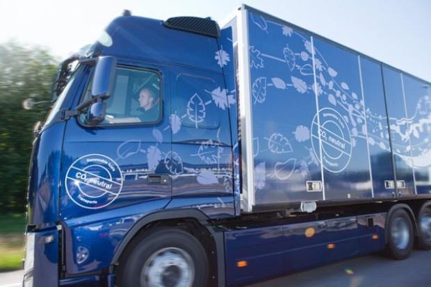Volvo Trucks wykorzystuje Bio-DME do napędu samochodów