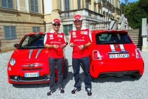 Gwiazdy F1 w samochodach o tyskim rodowodzie