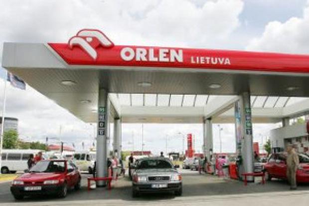Orlen będzie kontynuował rebranding stacji na Litwie