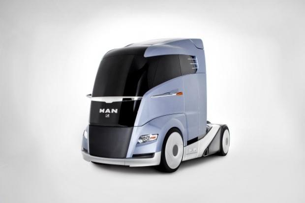 MAN: wyniki badań konstrukcji aut ciężarowych