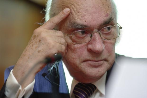 Prof. Andrzej Barczak: górnictwo trzeba sprywatyzować, inaczej dobrze nie będzie