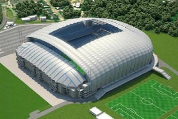 Uroczyście otwarto Stadion Miejski w Poznaniu