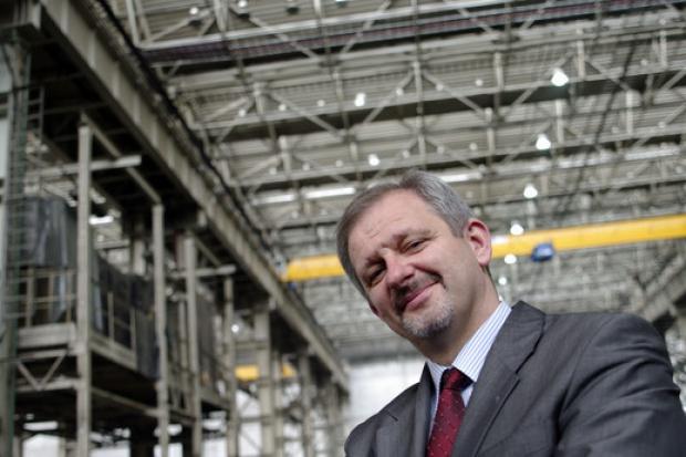 Robert Wojdyna, prezes Konsorcjum Stali : Nie odczuwamy przewagi producentów