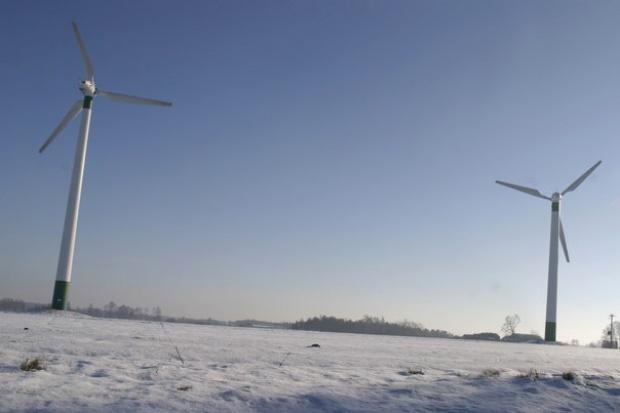 Polska regionalnym liderem w energii wiatrowej