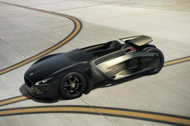 Urodzinowy koncept na 200 lat Peugeota