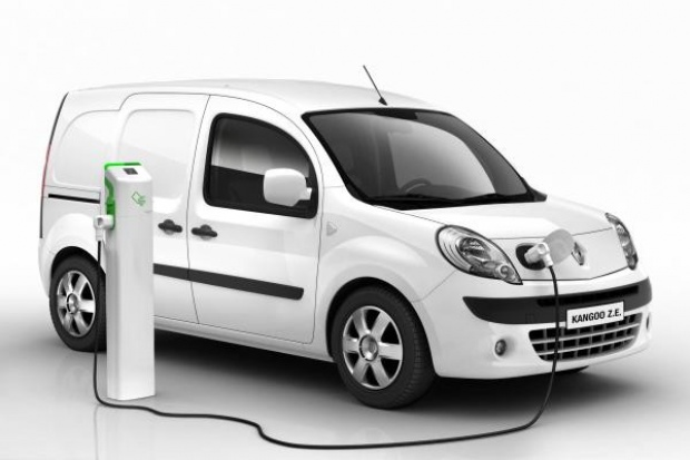 Renault ogłasza cenę elektrycznego Kangoo