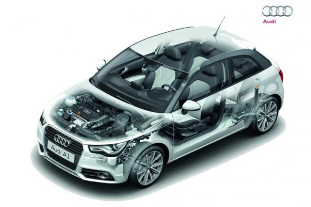 """Najmocniejszy """"maluch"""" Audi"""