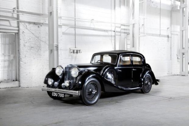 Jaguar ma 75 lat