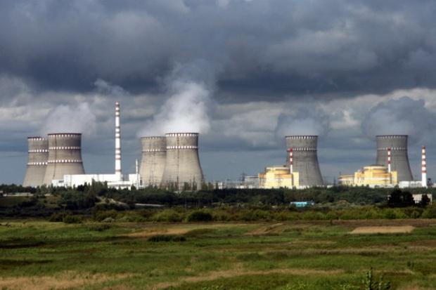 Prąd z ukraińskich elektrowni atomowych jest jednym z najtańszych