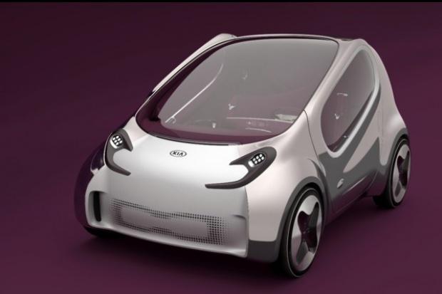 Co Kia Motors zawiozła do Paryża?