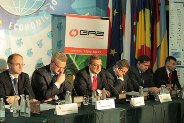 GAZ-SYSTEM S.A. był partnerem XX Forum Ekonomicznego w Krynicy