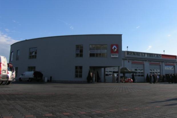 Nowy obiekt pod szyldem Renault Trucks