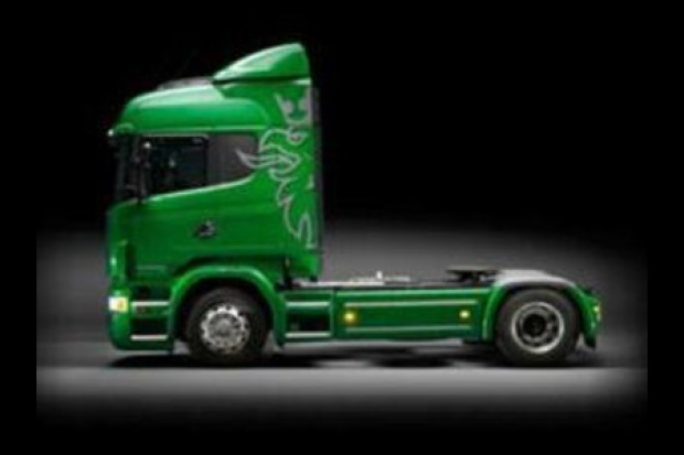 Ecolution by Scania: dla środowiska i interesów