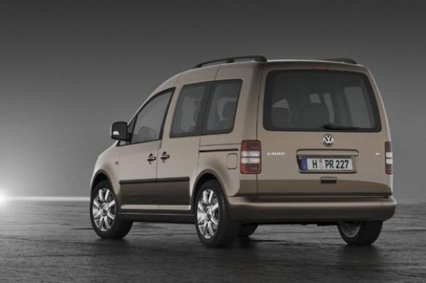 Odświeżony Volkswagen z Polski