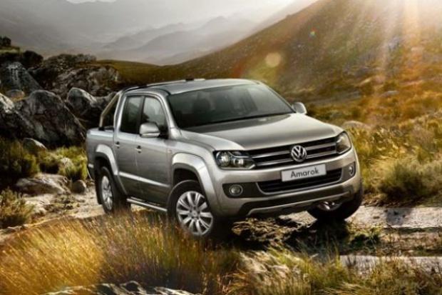 "Volkswagen Amarok zdobył tytuł ""International Pickup of the Year 2011"""