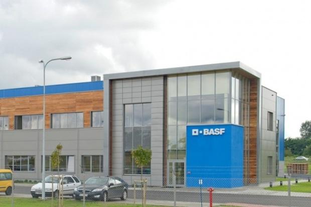 Nowe zakłady BASF w Śremie