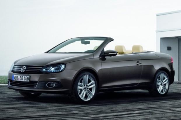Volkswagen poprawił Eosa