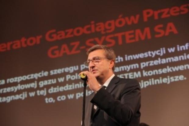 """GAZ-SYSTEM S.A. wyróżniony """"Nowym Impulsem"""""""