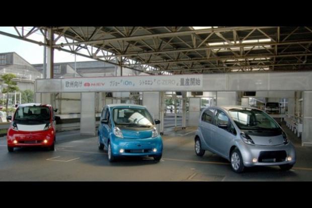 Mitsubishi ruszyło z produkcją elektrycznych aut dla Europy