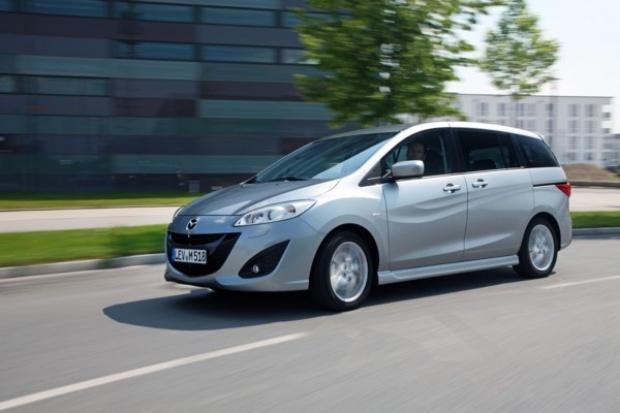 Nowa Mazda 5 - najważniejsze modyfikacje
