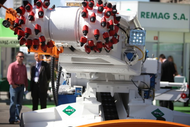 Węglokoks nadal chce Remag, podobnie jak związany z Famurem TDJ Investments