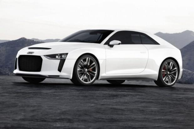 Concept Audi na 30.lecie quattro