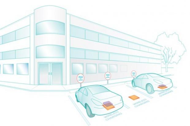 Delphi pracuje nad bezprzewodowym ładowaniem aut elektrycznych