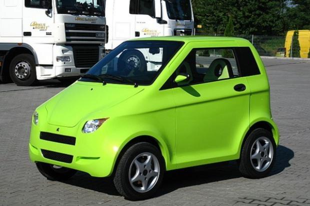 Elektryczne auto od Rometa