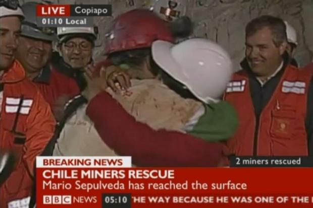 Chile. Zakończona akcja ratownicza