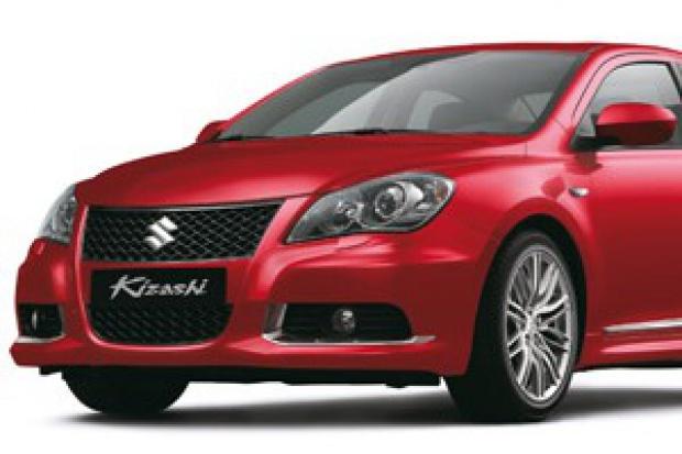 Suzuki Kizashi trafi do polskich salonów