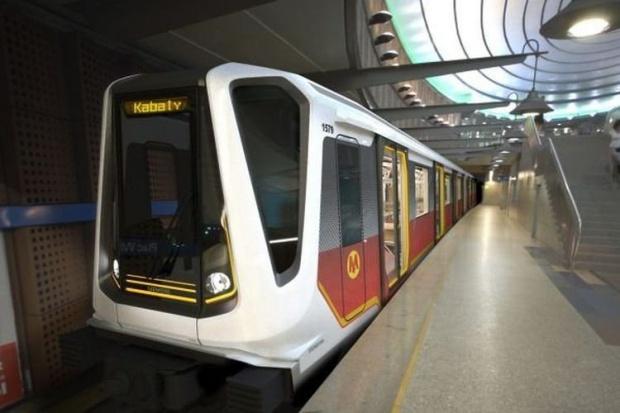 Konsorcjum Siemensa i Newagu dostarczy wagony dla Metra Warszawskiego