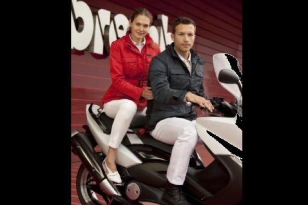 Brembo firmuje ....kurtki dla motocyklistów