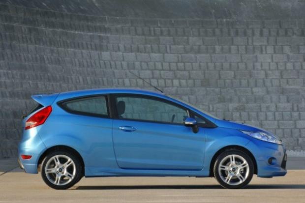 Fiesta wspiera sukces Forda