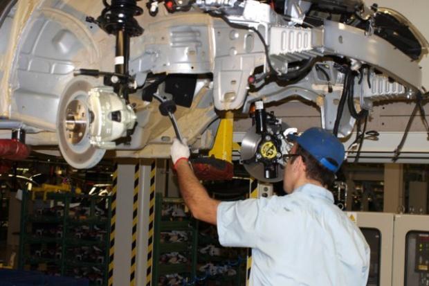 Wrześniowa produkcja aut w Polsce: ciągle w górę