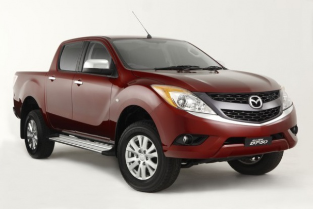 Mazda BT-50: pickup a'la lew