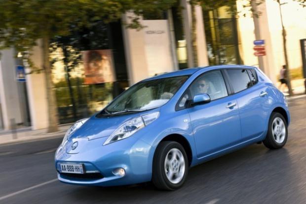 Nissan Leaf: 20 tys. zamówień