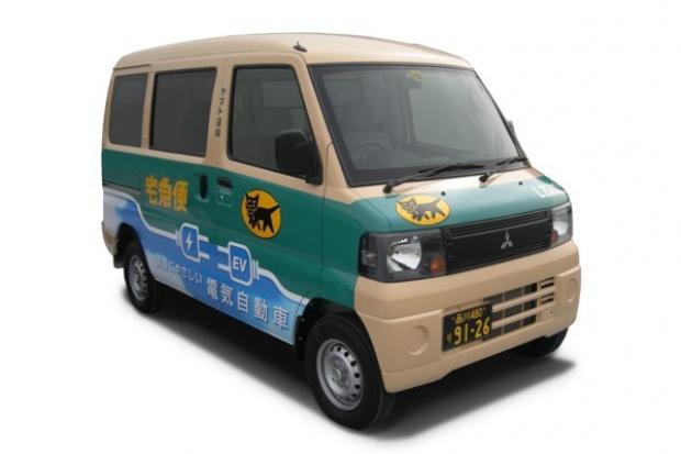 Ruszają testy elektrycznej furgonetki od Mitsubishi