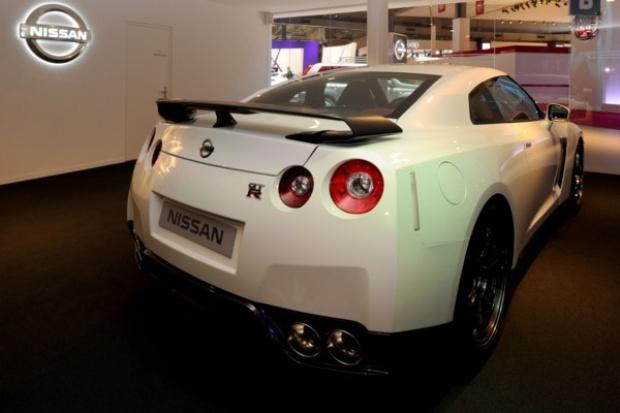 Więcej sportu w Nissanie GT-R