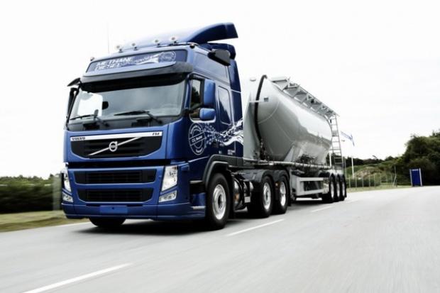 Volvo: ruszają testy ciężarówek na skroplony gaz