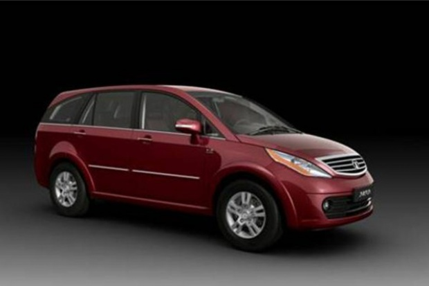 Pierwszy crossover Tata Motors