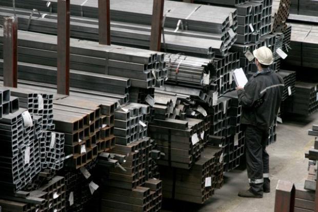 Coraz lepiej na rynku dystrybucji wyrobów stalowych