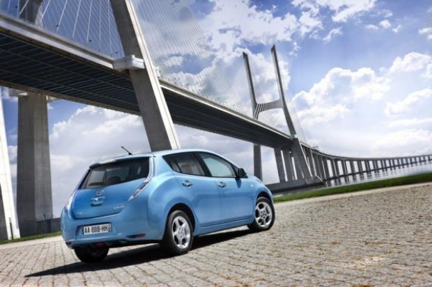 Ruszyła seryjna produkcja elektrycznego Nissana