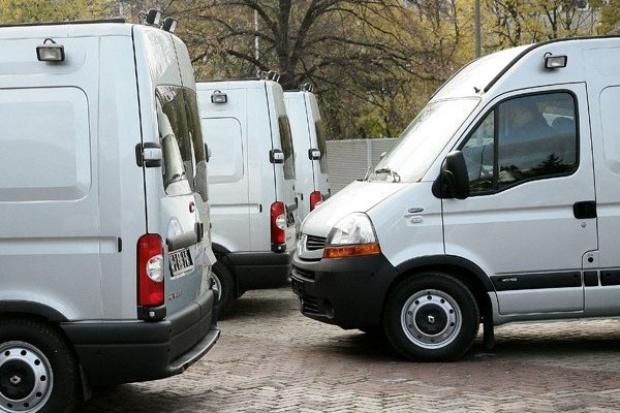 Specjalistyczne furgony weszły do służby