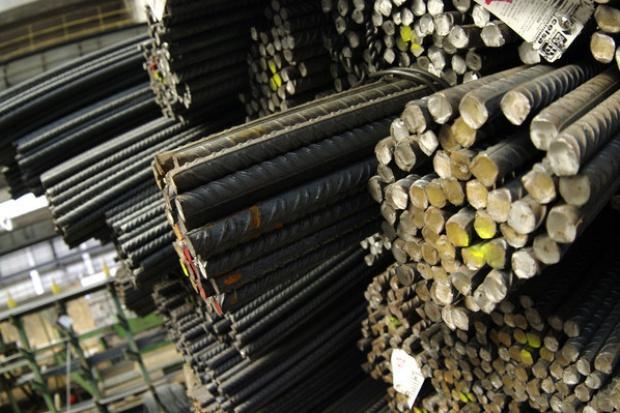 Rośnie produkcja prętów żebrowanych na krajowym rynku