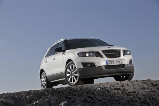 Saab w świecie croossoverów dzięki 9-4X