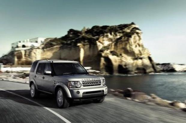 Nowości w Land Roverze: nie tylko logo
