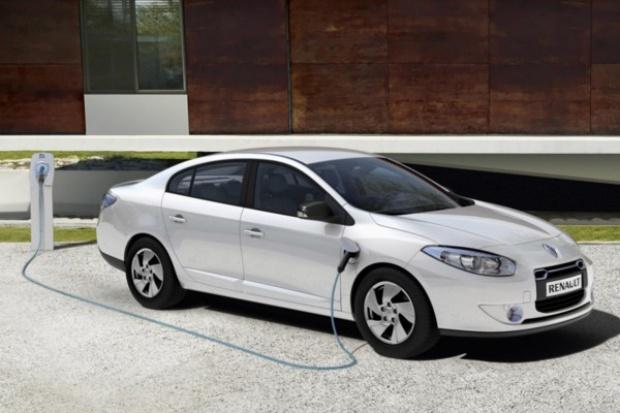 Pierwsze elektryczne Renault w leasingu