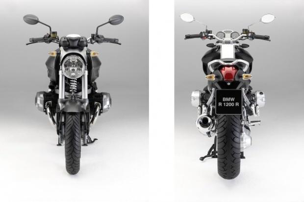 Nowe roadstery BMW Motorrad